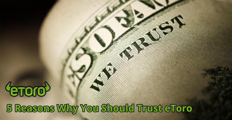 why trust etoro