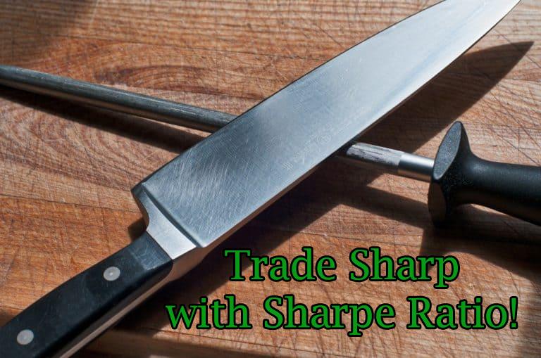 sharp ratio trading